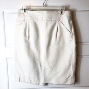 J. Crew Straight Skirt. Size 6